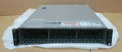 """10 x New Dell PowerEdge R730xd 24x 2.5"""" Bay Server Chassis+Backplane+Fans 0VCY7"""